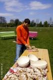 Holzofen Brot Keiki Farm 02